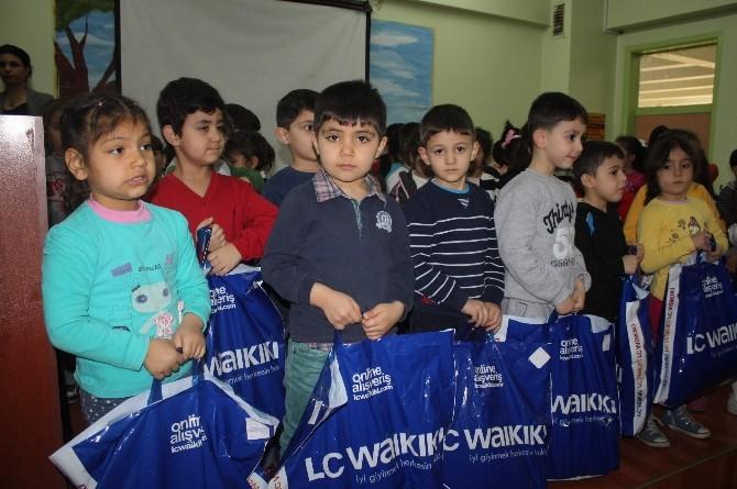 Okul Öncesi Öğrenci Çocuklara, Sosyal Yardımlaşma Dersi