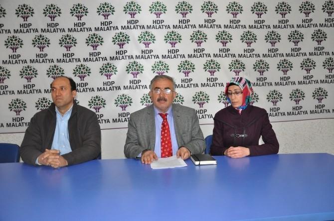 HDP'den İç Güvenlik Paketi Eleştirisi