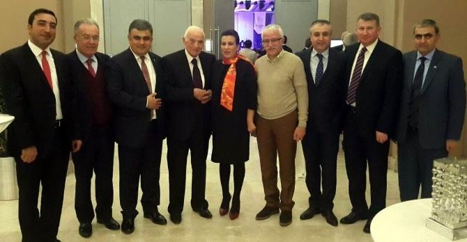 Ereğlililer İstanbul'da Bir Araya Geldi