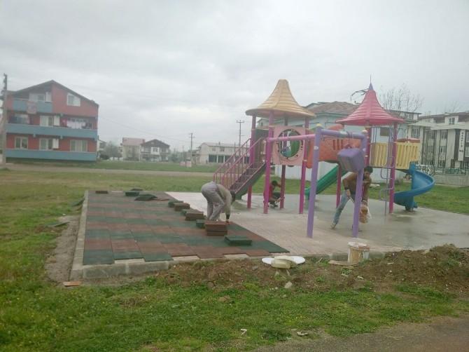 Kartepe Parklarında Çocuk Güvenliği Ön Planda