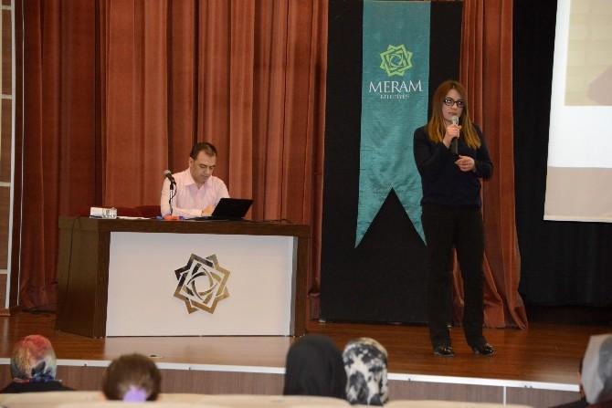 Meram'da Hayat Okulu Eğitimleri Sona Erdi