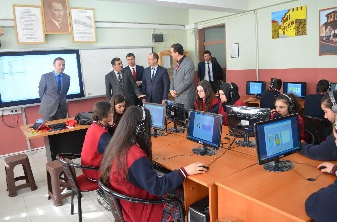 Kula'da İlk Dyned Uygulama Sınıfı Açıldı