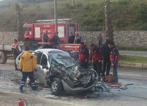 54 Yaşındaki Doktor Trafik Kazası Kurbanı Oldu