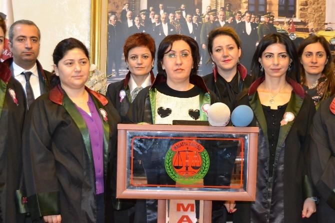 Malatya Barosu Kadın Hakları Komisyonu'ndan Açıklama