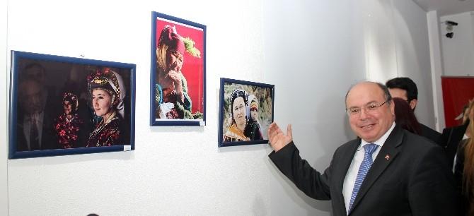 'Kadın Gözüyle Muğla' Fotoğraf Sergisi Açıldı