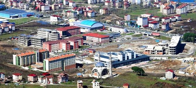 ODÜ'de Hastane Sevinci
