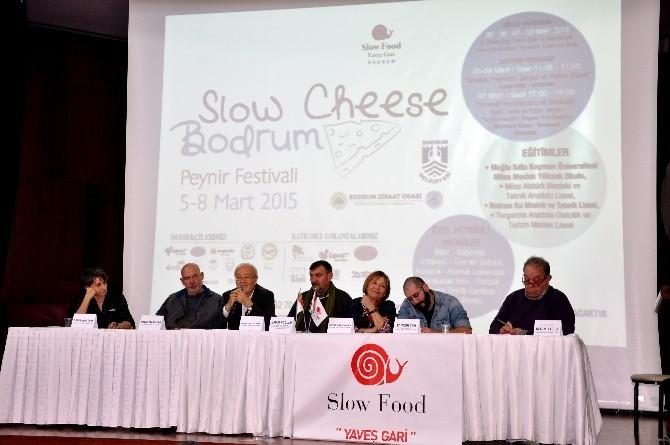 """""""Slow Cheese Bodrum"""" Peynir Festivali"""
