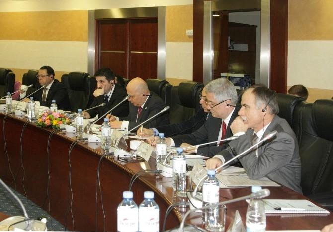 Türk-rus Eğitim Bilim Komisyonu Moskova'da Toplandı