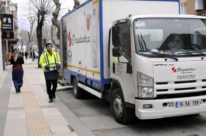 Yalova'da Parkomat Uygulaması Başladı