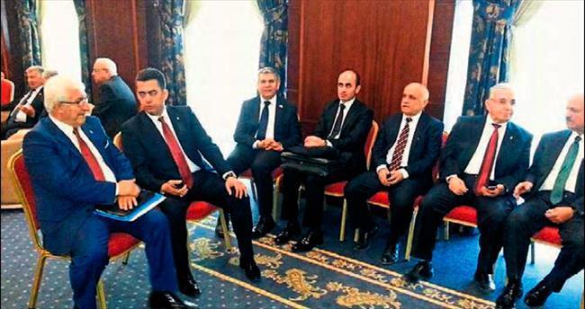 AK Parti'de mülakat heyecanı