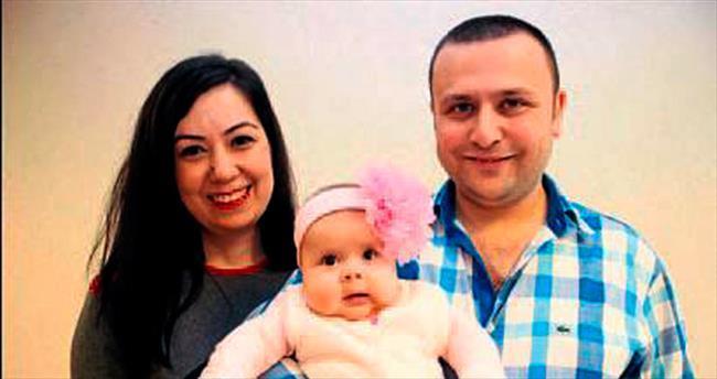 6 yıllık embriyo ile evlat sahibi oldular