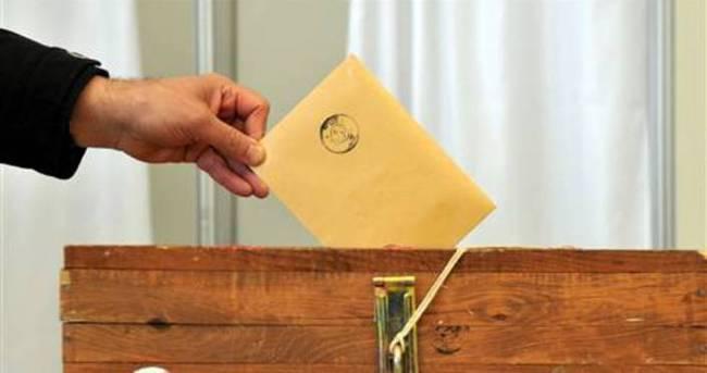 YSK seçmen sorgulama. Nerede oy kullanacağınım