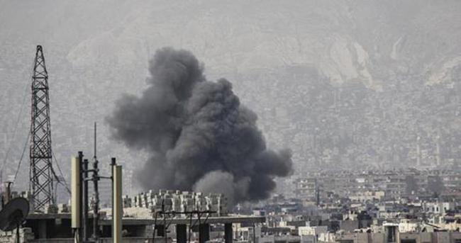 Halep'te Handarat IŞİD'in eline geçti iddiası