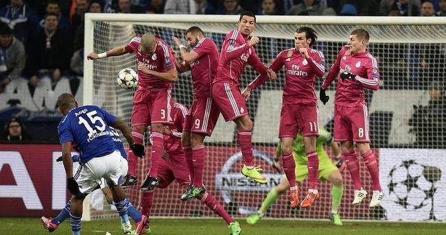 Real Madrid – Schalke 04 Şampiyonlar Ligi maçı ne zaman saat kaçta hangi kanalda?
