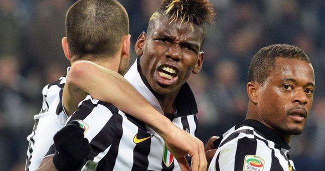 Juventus farkı açıyor
