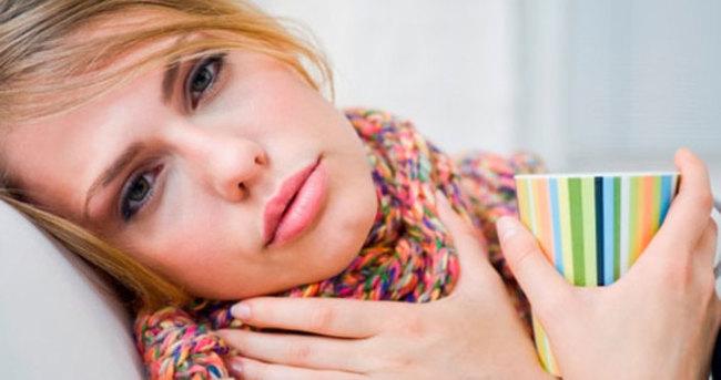 Hamilelikte boğaz ağrısına ne iyi gelir?