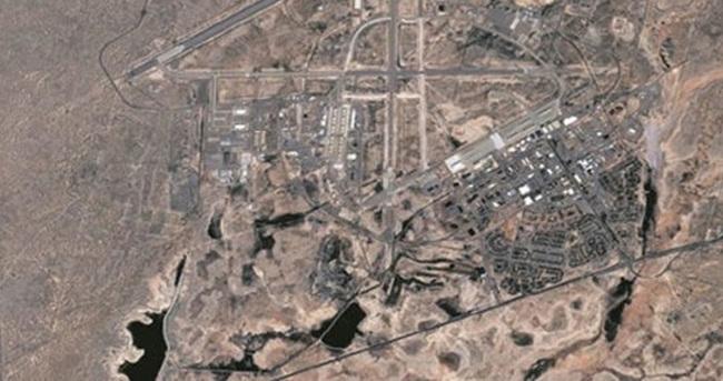 Göktürk 2, ABD üssünü görüntüledi
