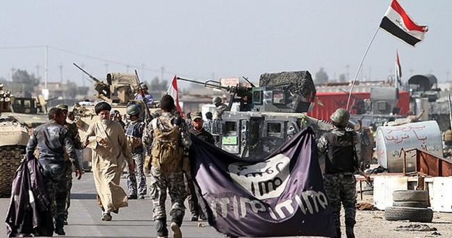 Irak'ta 14 köy DAİŞ'ten kurtarıldı
