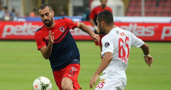 Eskişehirspor -Mersin maçında saat değişikliği