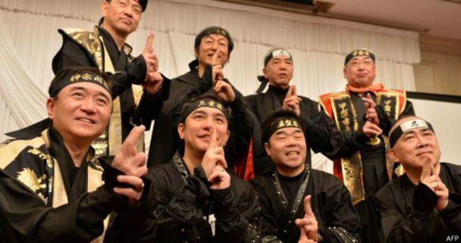 Japonlar turist çekmek için Ninjalara sığındı