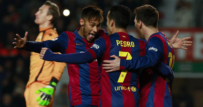 Yıldız futbolcu Barcelona'dan ayrılıyor
