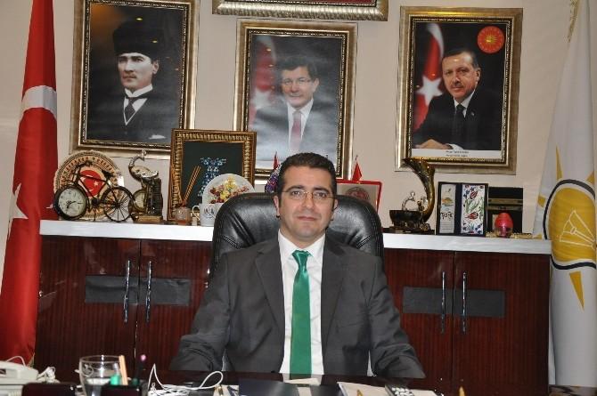 Taşpınar'dan Metin Türkoğlu İçin Taziye Mesajı