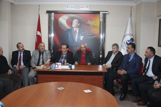 Aşkar'dan Trabzonlulara Ziyaret