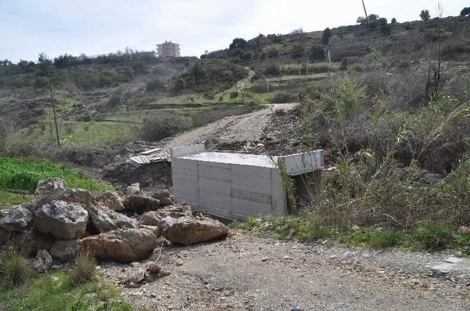 Toslak Ve Elikesik Mahallesi'nde Üç Köprü İnşaatı Tamamlandı