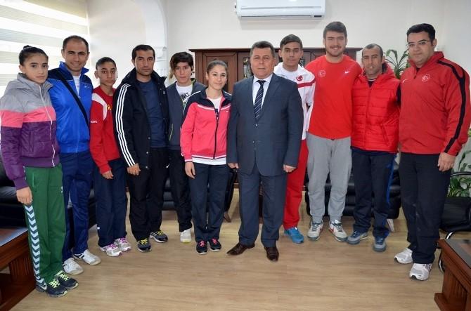 Aydın'dan Atletizmde Türkiye Dereceleri