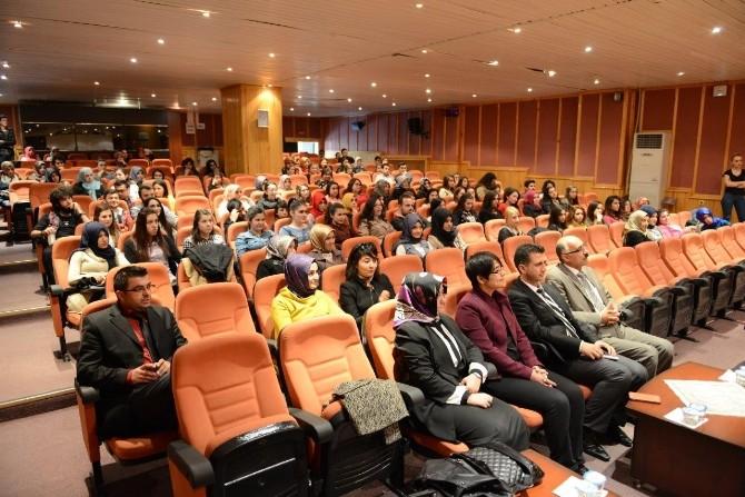 Bartın Üniversitesi'nde İşaret Dili Semineri Yapıldı