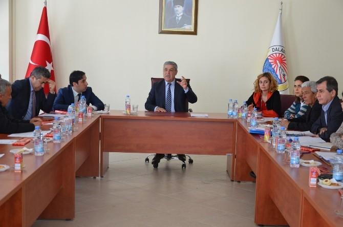 Dalaman Belediyesi Meclisi Mart Ayı Toplantısını Yaptı
