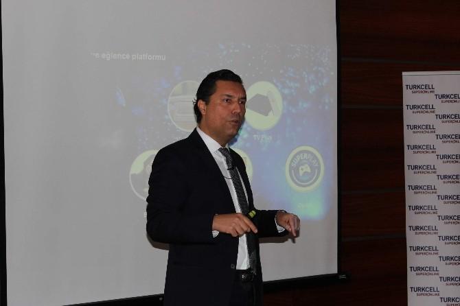 Turkcell TV Plus, Gaziantep'te Tanıtıldı