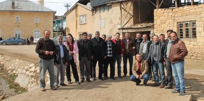 Bayburt-rize-gümüşhane Kırsal Kalkınma Projesi Çalışmaları Devam Ediyor