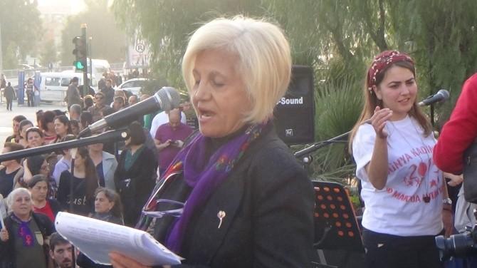 Hatay'da Dünya Kadın Yürüyüşü Düzenlendi