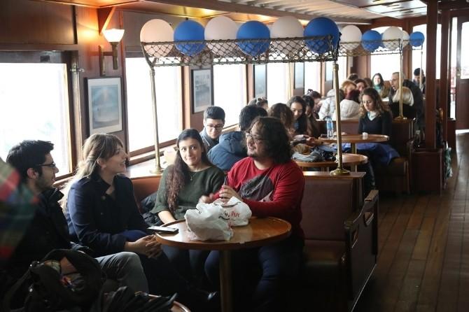 14 Mart Tıp Bayramı Etkinlikleri Körfez Turu İle Başladı