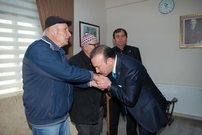 Emeklilere Beş Yıldızlı Otel Konforunda Mekan