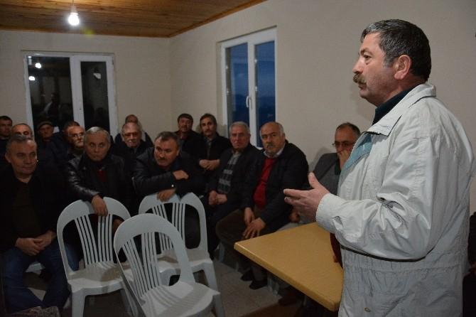 Karakiraz Mahallesi Toplantıda Buluştu