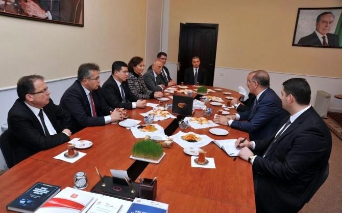 Akdeniz'den Azerbaycan'a Kardeşlik Eli