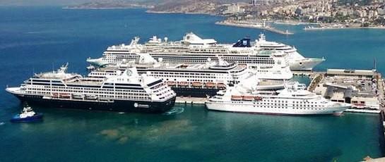 Kruvaziyer Gemilerin Yeni Tercihi Bodrum