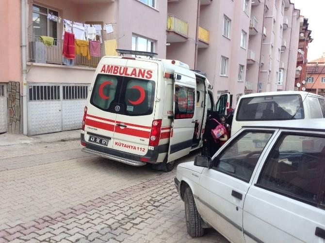 Balkondan Düşen Üniversite Öğrencisi Yaralandı