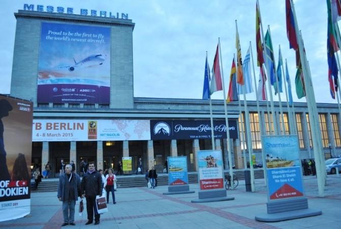 Mardin, Berlin Fuarı'nda Tanıtıldı