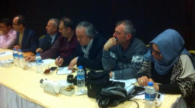 M.hanefi İspirli Türkiye Yazarlar Birliği'nin 7. Şubeler Buluşması'na Katıldı