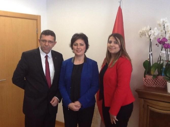 MHP Denizli Kadın Kolları Başkanlığına Özden Getirildi