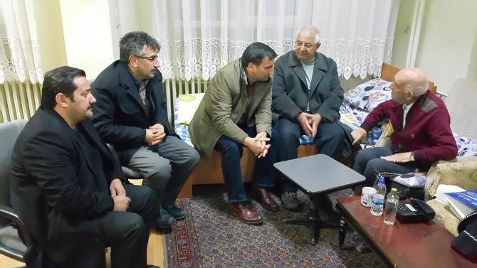 Şehirder Yöneticileri'nden Turgutcan'a Ziyaret