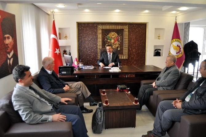 Seydişehir'de Atık Su Arıtma Tesisi İnşaatı Başlıyor