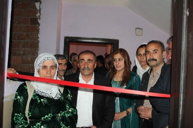 Silopi'de Siyaset Akademisi Törenle Açıldı