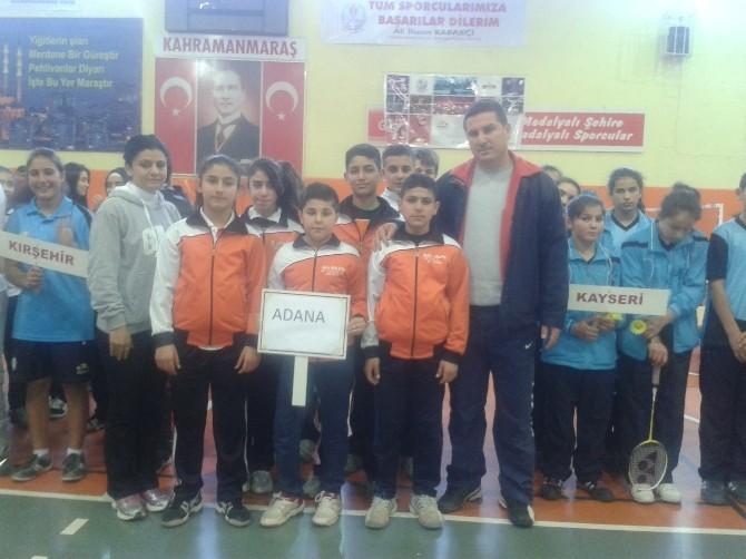 Badminton Anadolu Yıldızlar Ligi