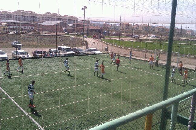 Sungurlu'da Okullar Arası Futbol Turnuvası Başladı