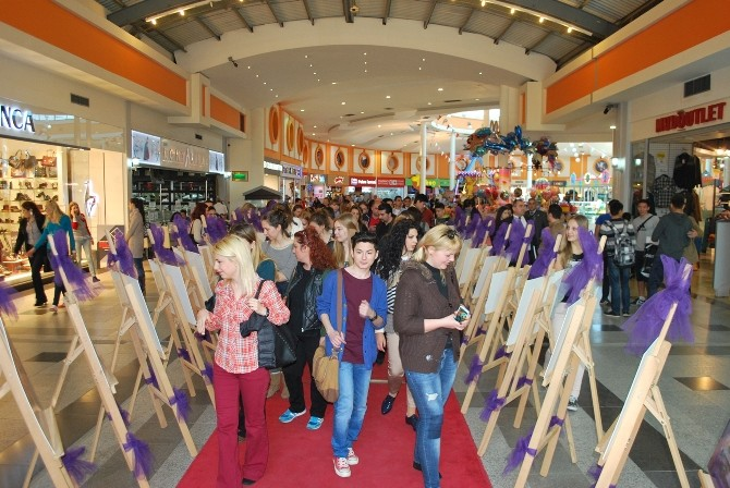 TÖMER'in Yabancı Öğrencilerinden Deepo AVM'ye Ziyaret