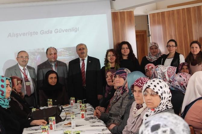 Tosya'da Kadın Çiftçiler İçin Eğitim Projesi Başladı